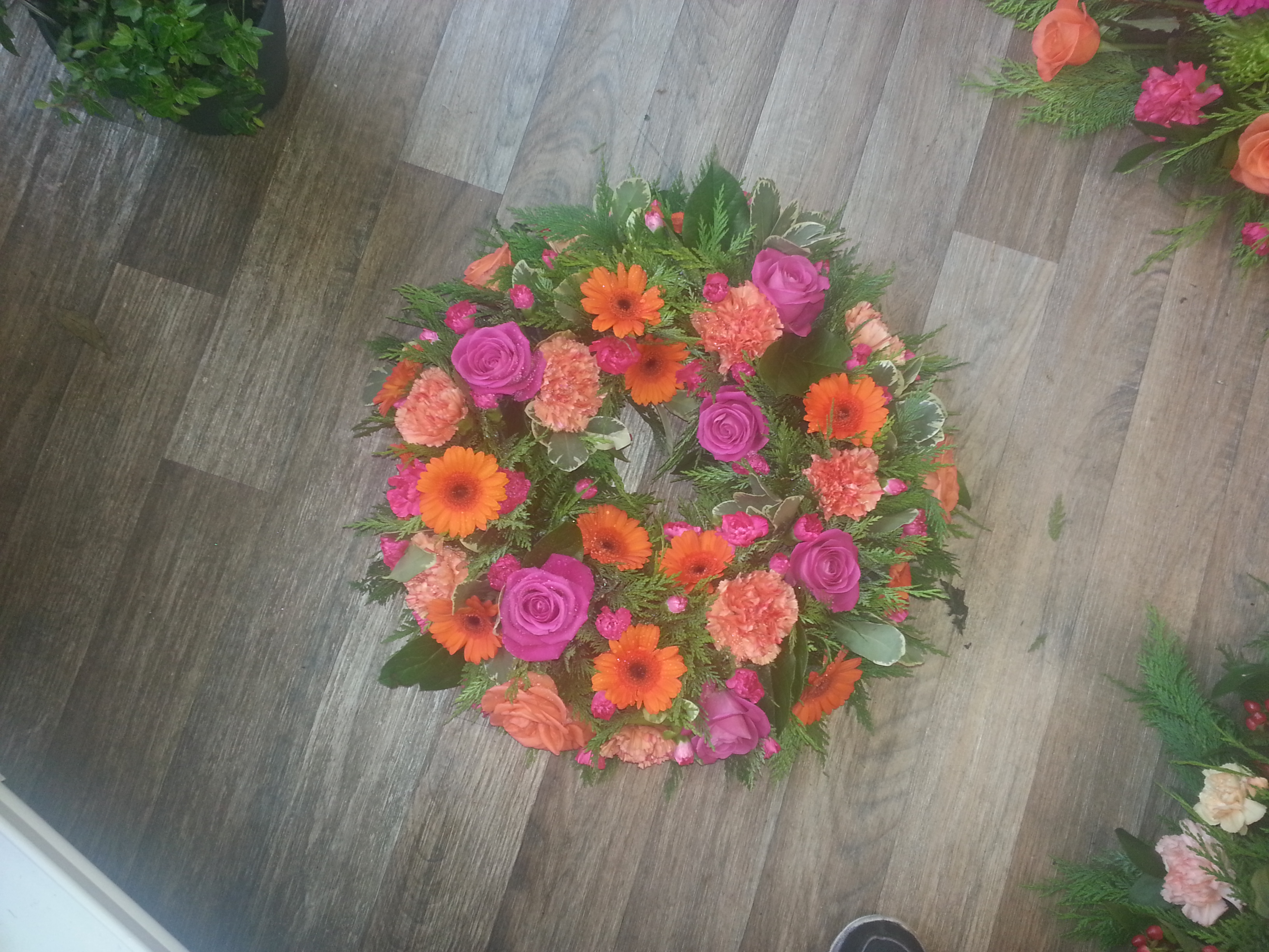Funeral flowers by gyp green contact us on 44 0 191 253 2834 izmirmasajfo